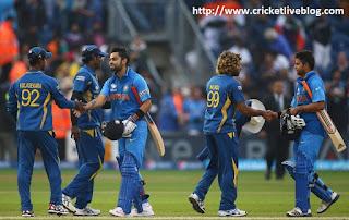sri lanka vs india 4th odi live cricket match