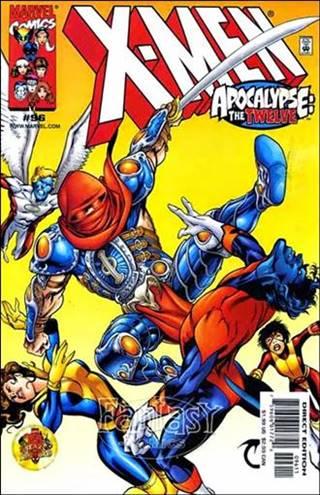 Wolverine (Muerte) como Jinete de Apocalipsis
