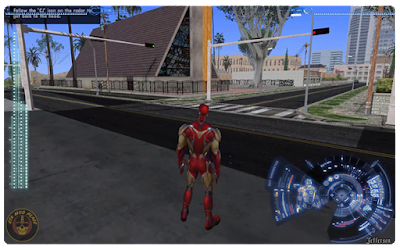 Free Download iron Man Mod With Power