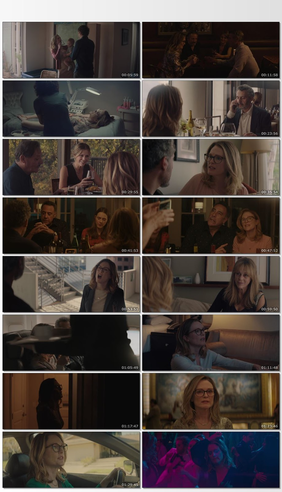 Gloria Bell 2018 English 720p BRRip ESubs 950MB Desirehub