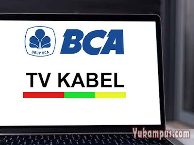 bayar tv berlangganan i banking bca