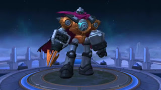 Hero Baru Atlas Mobile Legends
