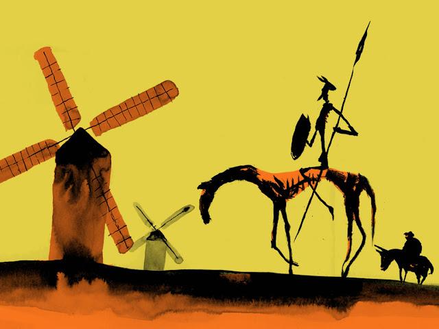 Disney quiere adaptar 'Don Quijote' con el estilo aventurero de 'Piratas del Caribe'