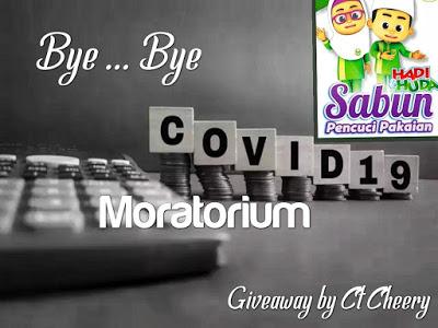 Giveaway Selamat Tinggal Moratorium by Ct Cheery