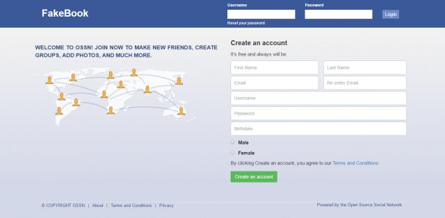 sosyal medya sitesi kurulumu