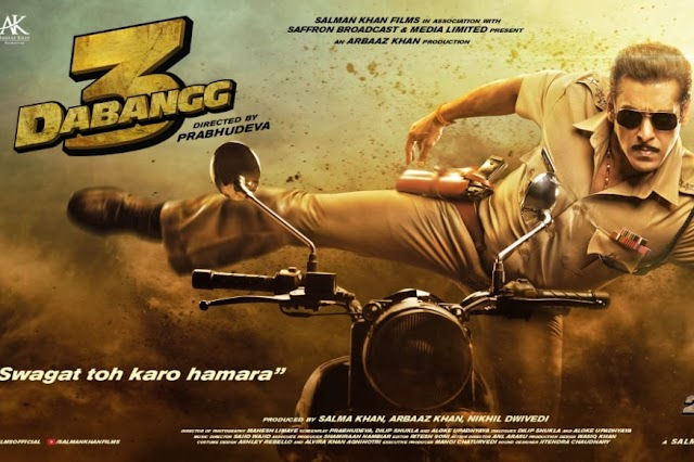Dabangg 3 2019 Salman Khan full movie 480p, DVDrip mp4, 720p download
