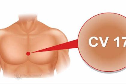 Tekan dan Tahan Titik di Bagian Dada Ini, Sakit Kepala dan Stres Hilang