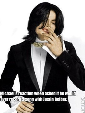 Michael Jackson Beiber Duet Meme