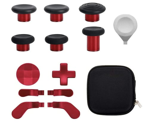 CometSouth 13 in 1 Metal Thumbsticks for Xbox One