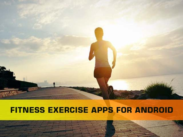 Fitness Exercise Apps for Android