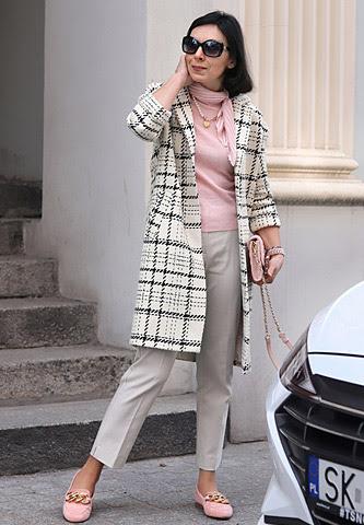 wiosenny płaszcz stylizacje