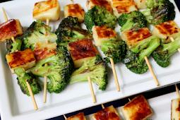 Diet Mayo Hari 9 : Resep Makan Malam dengan Brokoli Keju Panggang