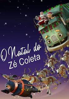 O Natal do Zé Coleta - HDRip Dual Áudio