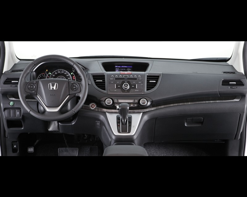 2010 Honda Cr V Interior Dimensions