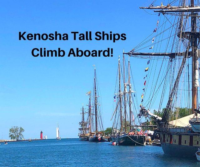 Kenosha Tall Ships: Climbing Aboard and Exploring