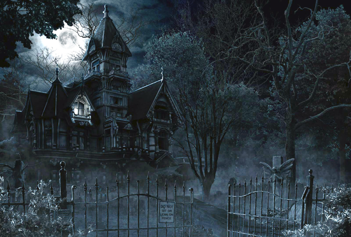 Old Spooky Houses Are Rather Interesting