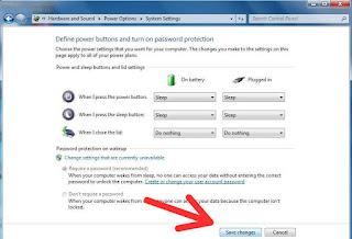 tutup layar laptop tidak mati