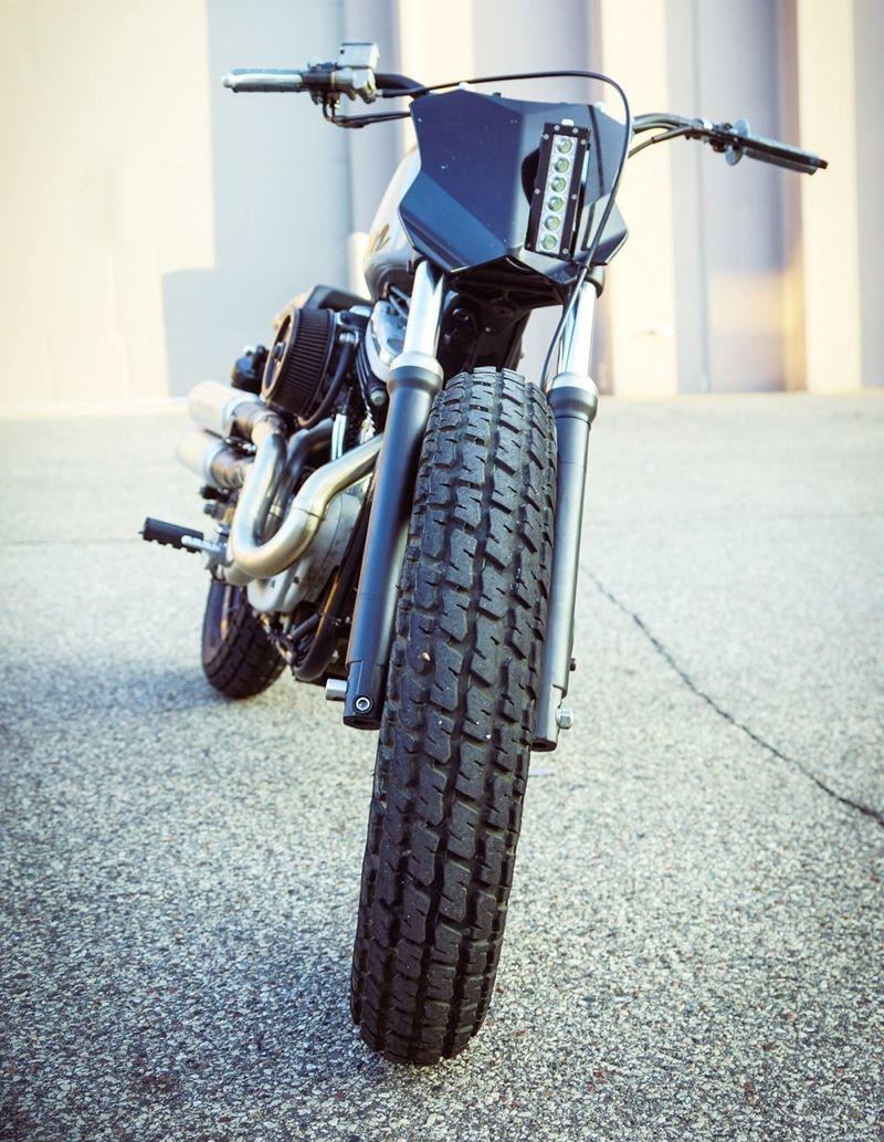 Flat Track Racing - Modern Harley-Davidson Super Hooligan Pictures