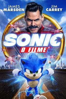 Sonic: O Filme Torrent - WEB-DL 720p/1080p/4K Dual Áudio