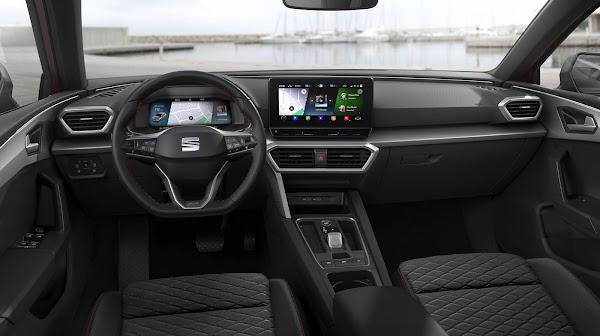 Seat Leon ganha novo motor 2.0 TSI de 190 cv e 320 Nm