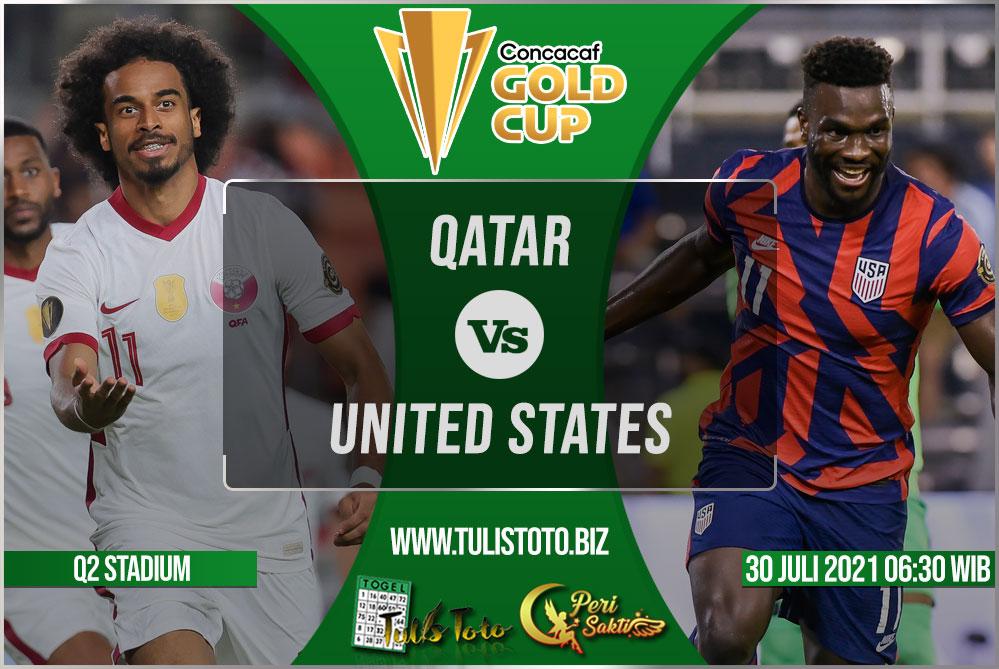 Prediksi Qatar vs United States 30 Juli 2021