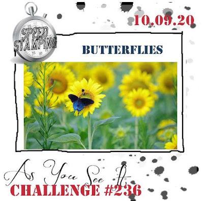 challenge 236 brisk butterflies