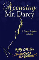 Book cover - Accusing Mr Darcy by Kelly Miller