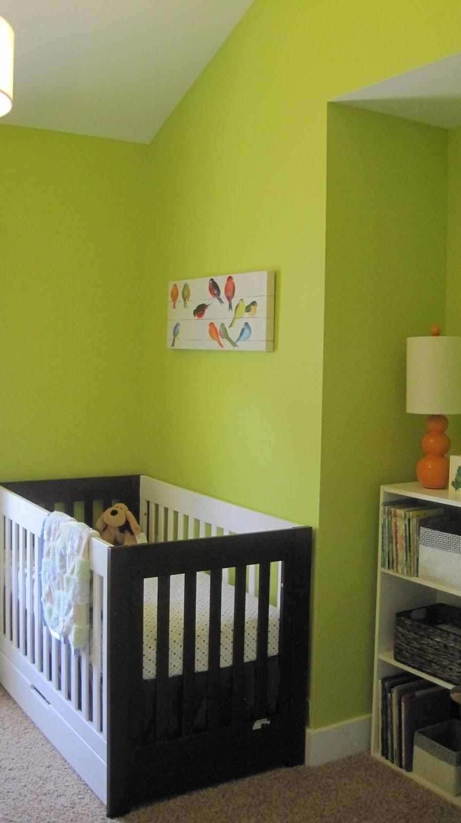 Amazing Boy Nursery: I Married A Tree Hugger: Modern Boy Nursery