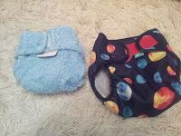 night nappies, cloth nappies, tots bots wrap, lollipop nappy