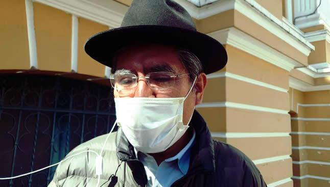 Barral de Pary: Que se estará fumando para hablar cada estupidez