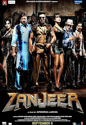 Zanjeer 2013 Custom HD Latino 5.1