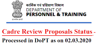 cadre-review-proposals-status-processed-in-dopt-as-on-02-03-2020
