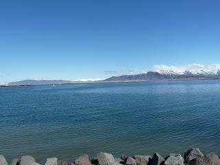 Mount Esja, Reykjavik by Michael Ridpath author of the Magnus Murder Mysteries