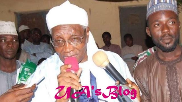 Ango Abdullahi: Buhari not serious about fighting corruption