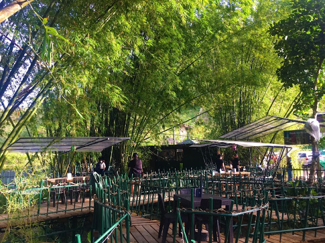 The Grove Bamboo Park Restaurant and Light Show at Serenity Busay in Malubog Cebu City
