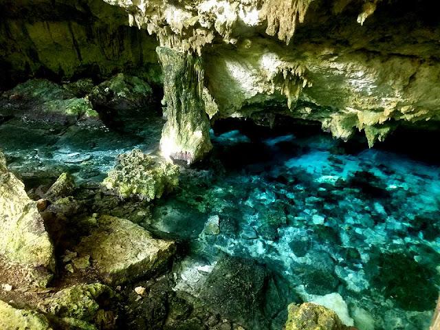 "<img src  World's longest underground river.jpg"" lt="" http://yourdailyexperience.com//"" />"