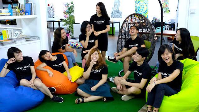 Lowongan Kerja Remote Content Writer (TalentTribe Asia)