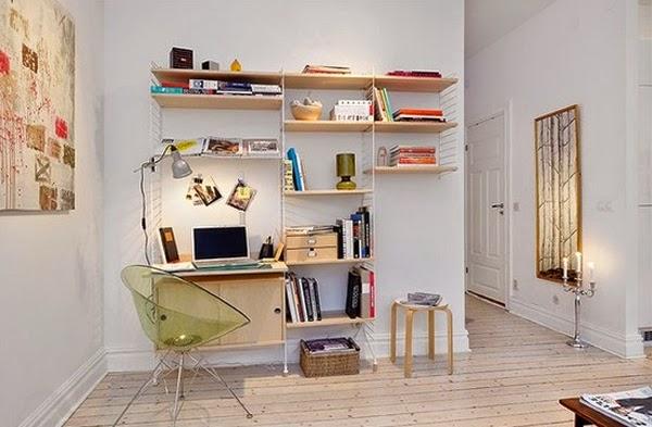 Ideas decoración oficina pequeña