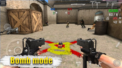 Special Force Group 2 V2.8 bomb mode