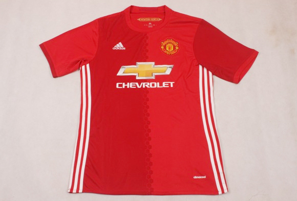 Manchester United HomeThailand Jersey 2016-17