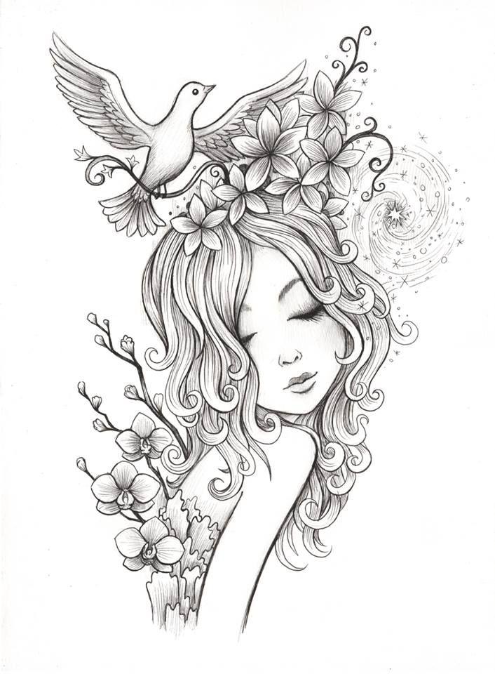 JaqueVirtual: Anexo: Desenhos para colorir adulto