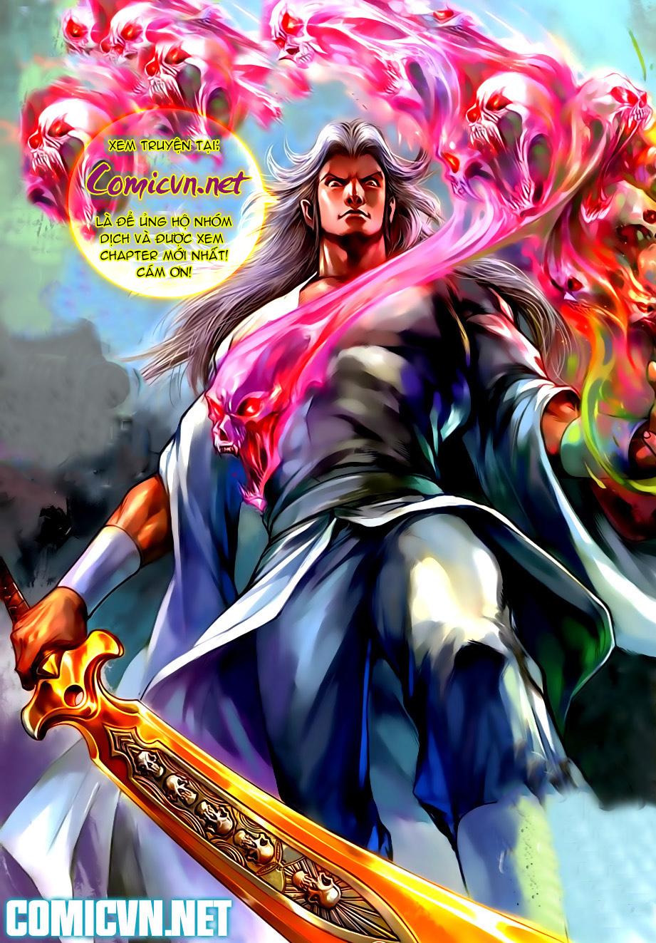Thiên Hạ Vô Địch Lão Tổ Tông Chương 19 - TruyentranhLH.com