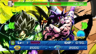 DOWNLOAD!! NOVO ATUALIZAÇÃO DRAGON BALL LEGENDS (MOD) TAP BATTLE PARA CELULARES ANDROID