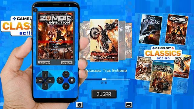 Download Gameloft Classics Action APK