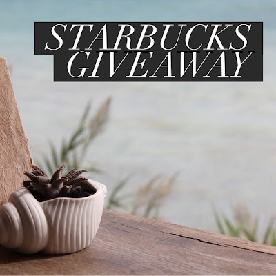 Enter the Starbucks $100 Gift Card Insta Giveaway. Ends 10/17 Open WW