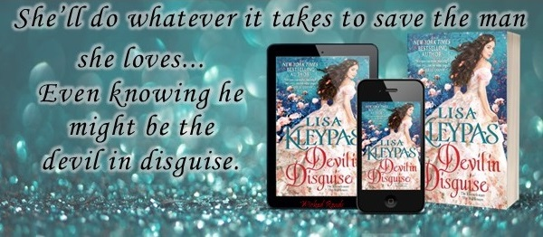 She'll do whatever it takes to save the man she loves... even knowing he might be the devil in disguise.