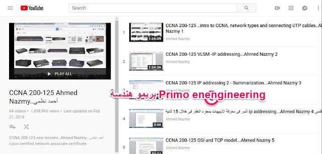 ccna 200-125 course ahmed nazmy