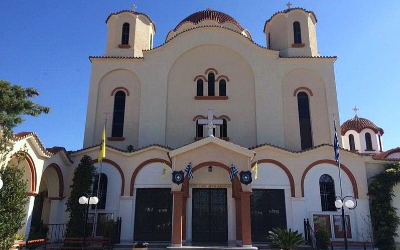 Πανήγυρις Ιερού Ναού Αγίου Βασιλείου Αλεξανδρούπολης και Δοξολογία του Νέου Έτους
