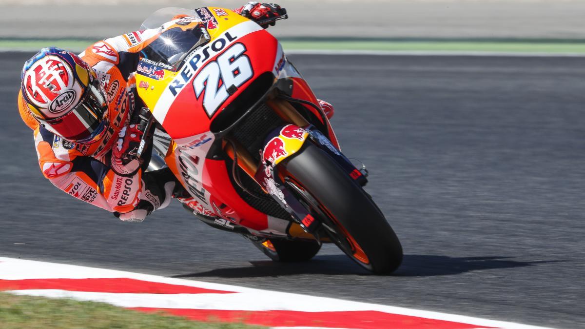 Pedrosa Meraih Pole Position di Catalunya
