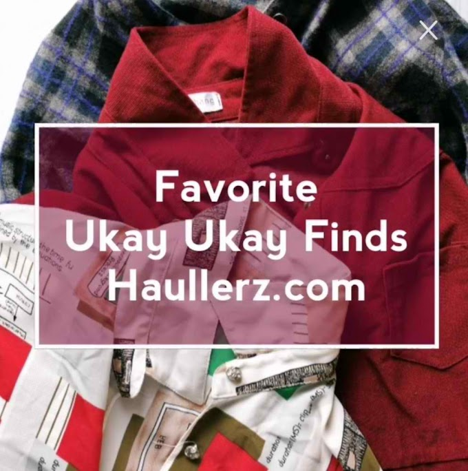 My Ukay Ukay Fashion Favorites